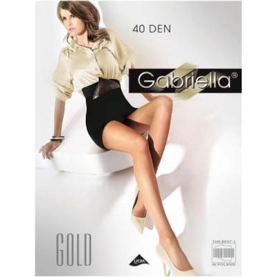 Gabriella Pantyhose GOLD 40 DEN
