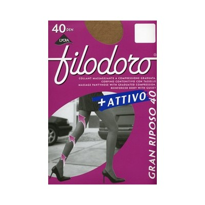 Filodoro Collant Gran Riposo 40