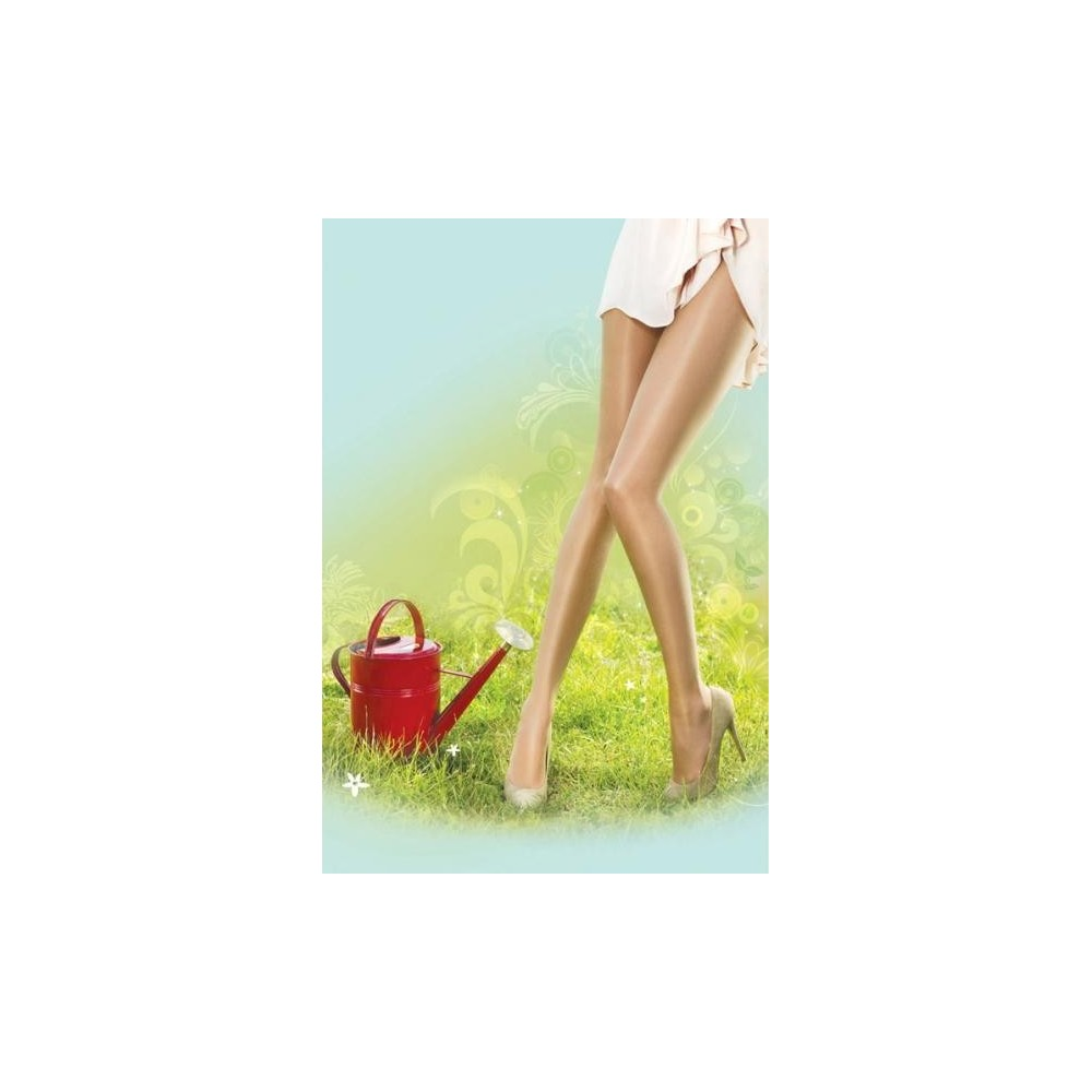 Pretty Polly Collant Naturals Olied 8D