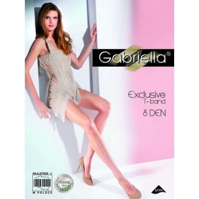 Gabriella Collant EXCLUSIVE T-BAND 8 DEN