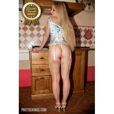 Eleganti Stockings Contrast...