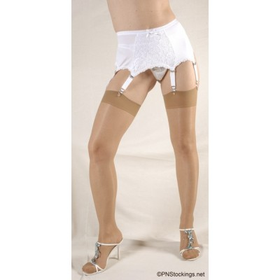 Pretty Polly Nylons Gloss Stockings 10dn